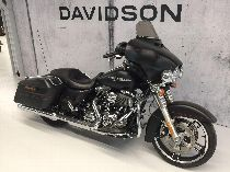 Buy a bike HARLEY-DAVIDSON FLHXS 1690 Street Glide Special ABS Mattlack Touring