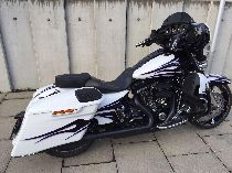 Acheter une moto Occasions HARLEY-DAVIDSON FLHXSE CVO 1801 Street Glide ABS (touring)