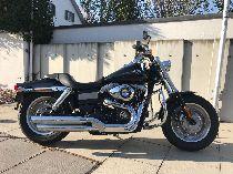 Motorrad kaufen Occasion HARLEY-DAVIDSON FXDF 1585 Dyna Fat Bob ABS (custom)