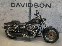 Töff kaufen HARLEY-DAVIDSON FXDF 1585 Dyna Fat Bob ABS Custom