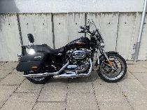 Acheter une moto Occasions HARLEY-DAVIDSON XL 1200 T Sportster Superlow (custom)