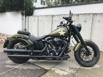 Acheter moto HARLEY-DAVIDSON FLSS 1801 Softail Slim S ABS legendary Custom