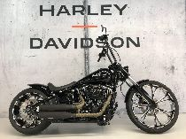 Töff kaufen HARLEY-DAVIDSON FXSB 1690 Softail Breakout ABS VICE 8 617 Custom