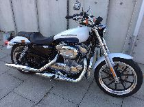 Acheter une moto Occasions HARLEY-DAVIDSON XL 883 L Sportster Low ABS (custom)