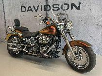 Töff kaufen HARLEY-DAVIDSON FLSTF 1584 Softail Fat Boy Custom