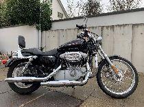 Töff kaufen HARLEY-DAVIDSON XL 883 C Sportster Custom  knackig Custom