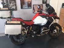 Töff kaufen BMW R 1200 GS Adventure ABS Roter Baron Vollgeladen mit Akra Enduro