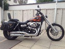 Töff kaufen HARLEY-DAVIDSON FXDWG 1584 Dyna Wide Glide mit Kess Custom