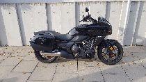 Motorrad kaufen Occasion HONDA CTX 700 D ABS (touring)