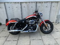 Motorrad kaufen Occasion HARLEY-DAVIDSON XL 1200 CA Sportster Custom (custom)