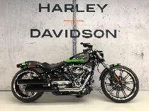 Töff kaufen HARLEY-DAVIDSON FXBRS 1868 Breakout 114  Quickshift #66 Custom