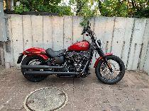 Acheter moto HARLEY-DAVIDSON FXBB 1745 Street Bob 107 Demo Custom