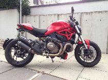 Töff kaufen DUCATI 1200 Monster ABS Januarlochpreis Naked