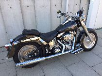 Motorrad kaufen Occasion HARLEY-DAVIDSON FLSTFI 1450 Softail Fat Boy (custom)