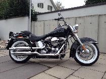 Motorrad kaufen Vorjahresmodell HARLEY-DAVIDSON FLSTN 1690 Softail Deluxe ABS (custom)