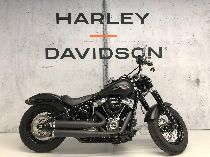 Töff kaufen HARLEY-DAVIDSON FLSL 1745 Softail Slim 107 eat my dust Custom
