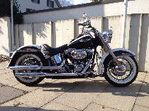 Motorrad kaufen Occasion HARLEY-DAVIDSON FLSTNI 1450 Softail Deluxe 25kW (custom)