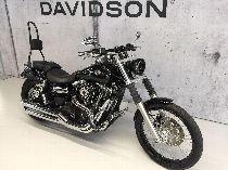 Töff kaufen HARLEY-DAVIDSON FXDWG 1690 Dyna Wide Glide ABS Bärenstark Custom
