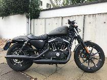 Töff kaufen HARLEY-DAVIDSON XL 883 N Sportster Iron  haben muss Custom
