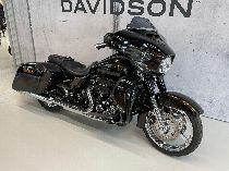 Töff kaufen HARLEY-DAVIDSON FLHXSE CVO 1801 Street Glide ABS Rare Touring