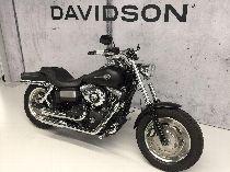 Töff kaufen HARLEY-DAVIDSON FXDF 1584 Dyna Fat Bob Mattlack kein ABS ! Custom