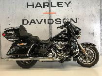 Töff kaufen HARLEY-DAVIDSON FLHTCU TC 1690 Electra Glide Ultra Classic ABS  mit J&H Touring