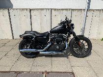 Acheter une moto Occasions HARLEY-DAVIDSON XL 883 N Iron (custom)