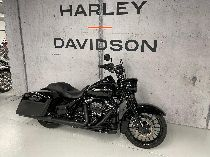 Töff kaufen HARLEY-DAVIDSON FLHRXS 1745 Road King Special 107 Kess Exhaust on Bord Touring
