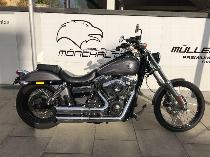 Motorrad kaufen Occasion HARLEY-DAVIDSON FXDWG 1690 Dyna Wide Glide ABS (custom)