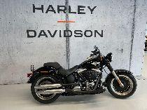 Motorrad kaufen Occasion HARLEY-DAVIDSON FLSTFB 1584 Softail Fat Boy Special (custom)