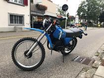Motorrad kaufen Oldtimer KAWASAKI KE 125