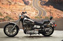Töff kaufen HARLEY-DAVIDSON FXDL 1340 Dyna Low Rider Custom