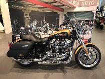 Motorrad kaufen Occasion HARLEY-DAVIDSON XL 1200 T Sportster Super Low ABS (custom)