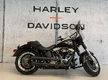 Töff kaufen HARLEY-DAVIDSON FLSTFB 1690 Softail Fat Boy Special  so muss das! Custom