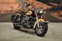 Acheter moto HARLEY-DAVIDSON FLST 1340 Softail Heritage Custom