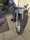 Töff kaufen HARLEY-DAVIDSON FLSTF 1584 Softail Fat Boy Gunship Grey Custom