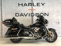 Töff kaufen HARLEY-DAVIDSON FLHTK 1690 Electra Glide Ultra Limited ABS Performance-Hütte! Touring