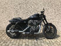 Motorrad kaufen Occasion HARLEY-DAVIDSON XL 1200 CX Sportster Roadster (custom)
