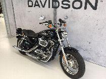 Töff kaufen HARLEY-DAVIDSON XL 1200 C Sportster Custom ABS Drosselbar auf A > Custom
