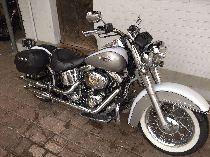 Acheter une moto Occasions HARLEY-DAVIDSON FLSTN 1584 Softail Deluxe (custom)