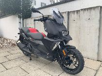 Acheter une moto Occasions BMW C 400 X (scooter)