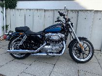 Acheter une moto Occasions HARLEY-DAVIDSON XL 883 L Sportster Low (custom)