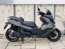 Acheter une moto Occasions BMW C 400 GT (scooter)