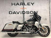 Töff kaufen HARLEY-DAVIDSON FLHXSE 1923 CVO Street Glide 117 mit Sound Touring