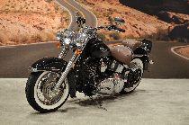 Töff kaufen HARLEY-DAVIDSON FLSTN 1690 Softail Deluxe ABS VICE 8 617 Custom