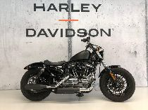 Töff kaufen HARLEY-DAVIDSON XL 1200 XS Sportster Forty Eight Special  own the streets Custom
