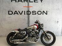 Töff kaufen HARLEY-DAVIDSON XL 1200 C Sportster Custom 180 breit Custom