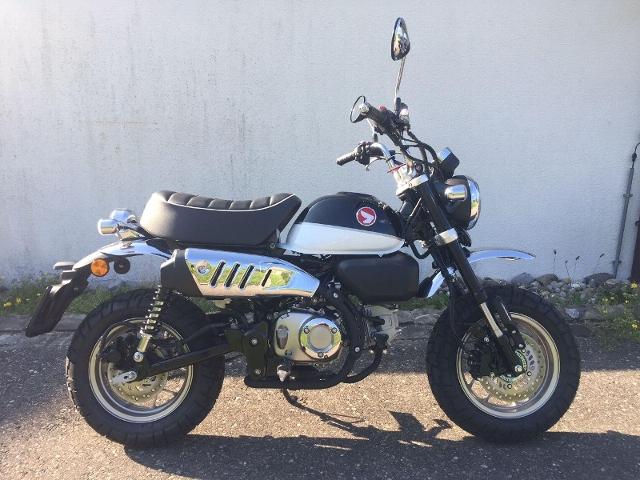 Motorrad kaufen HONDA Z 125 MA Monkey ABS Neufahrzeug