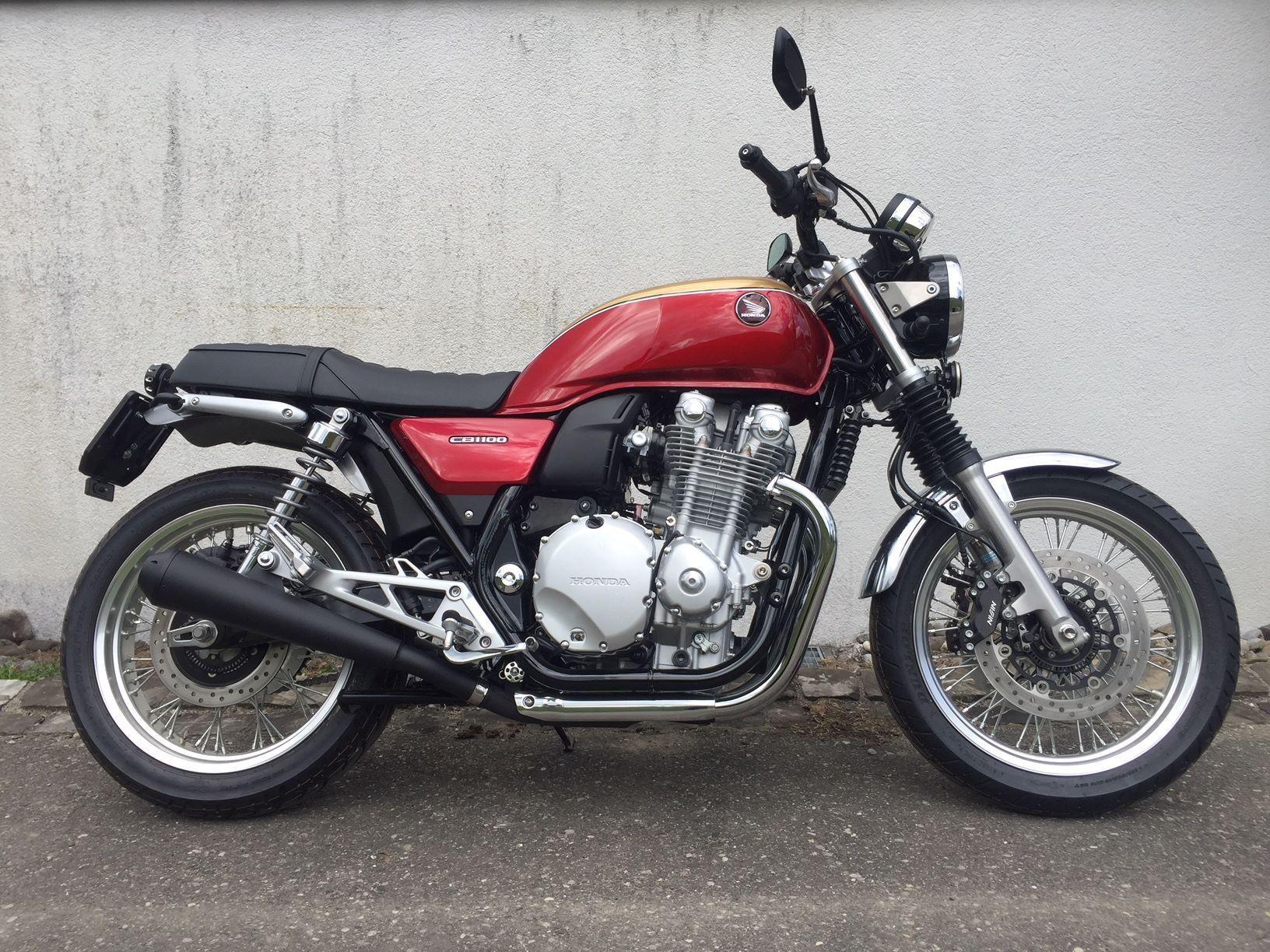 Motorrad Mieten Honda Cb 1100 Sa Abs Limited Edition Honda Keller Gmbh Bauma