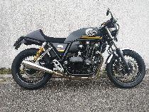 Töff kaufen HONDA CB 1100 A ABS Dark Racer 30/40 Touring